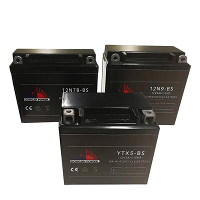 Some Maintenance Knowledge of Motorcycle Battery